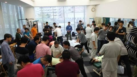 大川カイロプラクティックセンターとごし銀座院セミナー  「カラダの使い方を磨こう!」