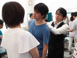 『ナチュラルアーチメソッド』講座/日本カイロプラクティック医学協会主催セミナー