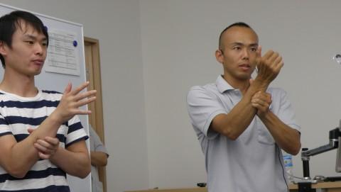 『なかなか治りづらい手首内側の痛み TFCC損傷への対応法』日本カイロプラクティック医学協会主催セミナー