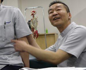 日本カイロプラクティック医学協会(JACM)主催セミナー「ガンコな便秘と、ある腰痛との関係を解き明かす!!」講師 田中喜浩先生 (鎌倉整体院グループ 代表)