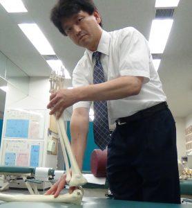 """日本カイロプラクティック医学協会(JACM)主催セミナー 「解剖学をいかに臨床に結びつけるか」 """"肩関節、膝関節の解剖学および可動域改善法"""""""