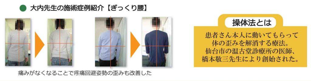 「ほんの少しの刺激を与えるだけの多次元操体法」南福島整体院 大内和幸先生 日本カイロプラクティック医学協会(JACM)主催セミナー