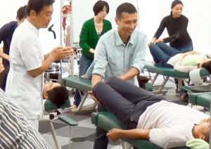 青山一丁目カイロプラクティック院 実践テクニックセミナー 「姿勢の価値・・・何故、姿勢は大切なのか」/日本カイロプラクティック医学協会(JACM)主催セミナー