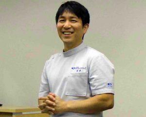 講師を担当した安藤崇院長(とごし銀座院)/日本カイロプラクティック医学協会