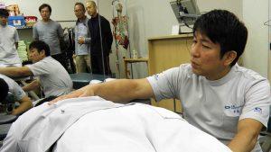 からだの変化を感じる練習/日本カイロプラクティック医学協会