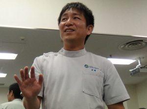 講師の安藤崇先生(とごし銀座院)