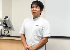 講師の安藤崇先生